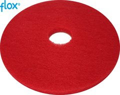 Vloerpad 16 inch (406 mm) rood
